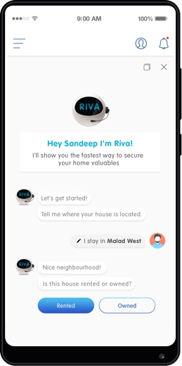 RGI chatbot app two
